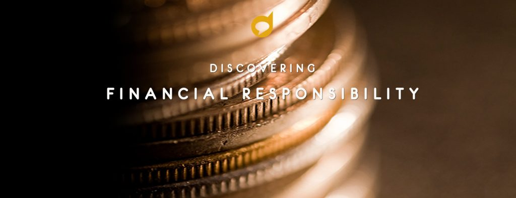 Learning financial responsibility