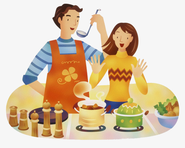 Cooking with Your Significant Other
